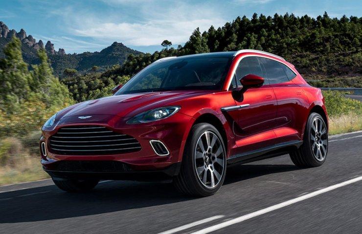 Aston Martin выпускает свой первый автомобиль изготовленный на заводе в Уэльсе