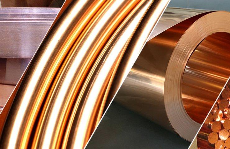 Цветной металлопрокат: виды и особенности » Металлургпром