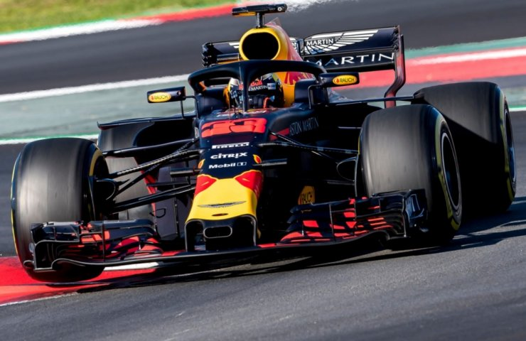 "Forbes has made a rating of the most expensive teams of ""Formula-1"""