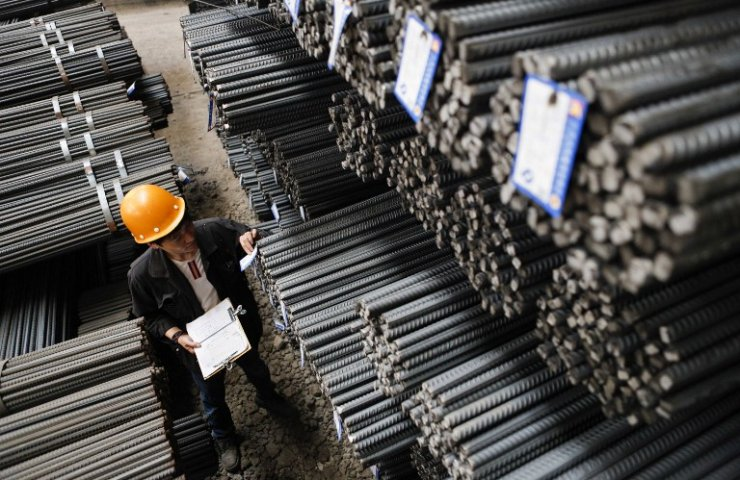 In China, rising prices for steel and ore, but confidence in the further increase in no -CISA