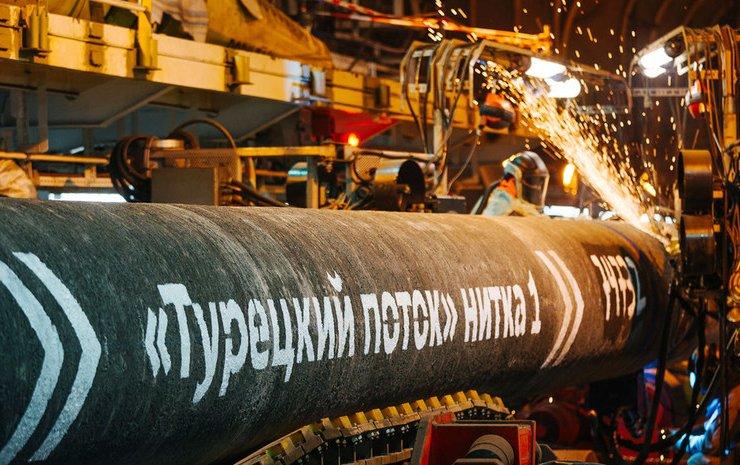 Україна купуватиме російський газ у Румунії за «Турецькому потоку»