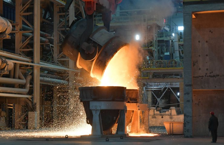 USA slapped sanctions on steel industry of Iran