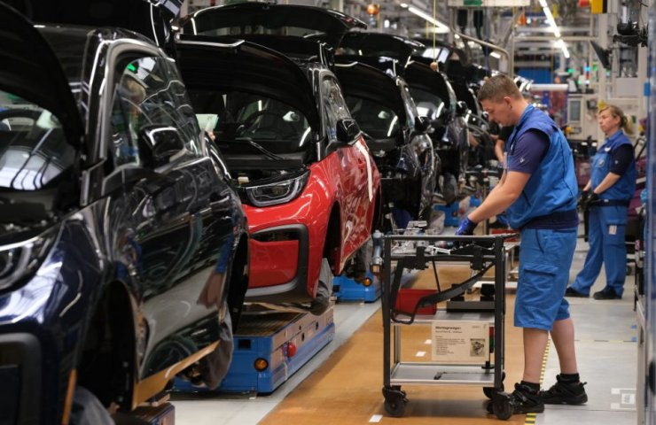 More than 400 000 jobs will be lost in Germany after the transition to electric vehicles