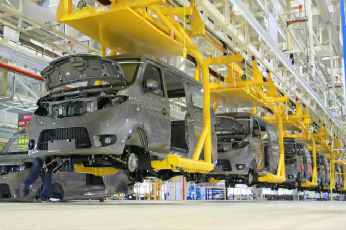 Ford Motor and Toyota Motor have stopped their conveyors in China until February 10