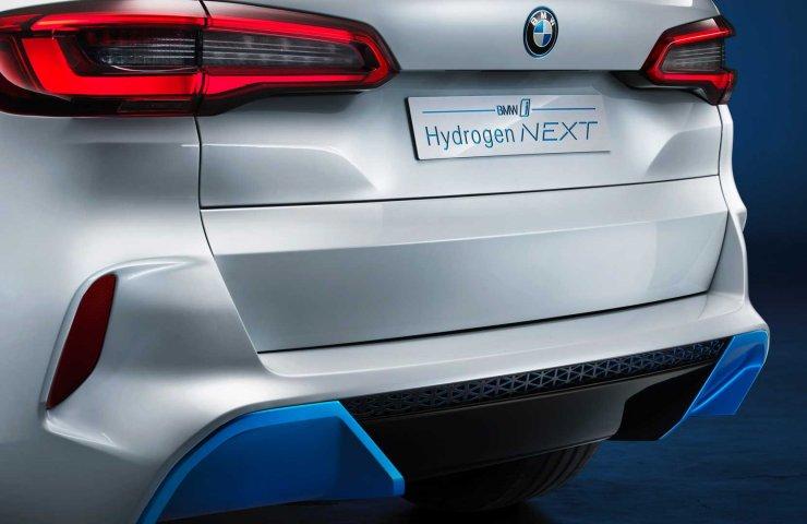 BMW совместно с японской Toyota создали водородный двигатель мощностью 374 л.с.