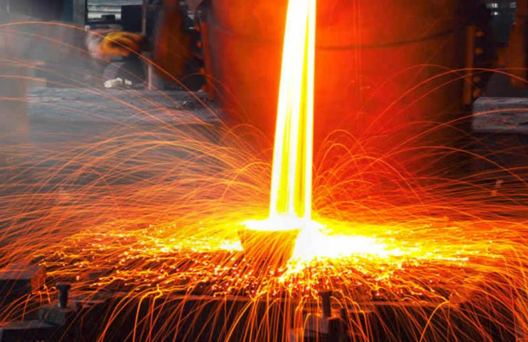 Ukraine has lost a third of steel production and fell to 15th place in the ranking of Worldsteel
