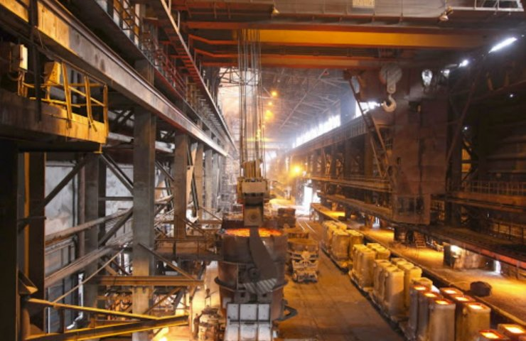 Mining and metallurgical complex of Ukraine shows a record decline