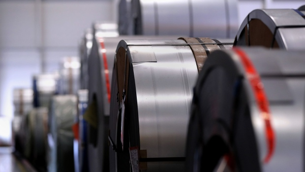 The European Union has sharply restricted imports of hot-rolled steel from other countries