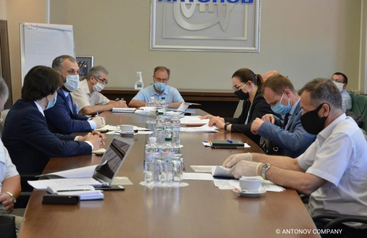 In Ukraine created the working group on the revival of domestic aviation industry