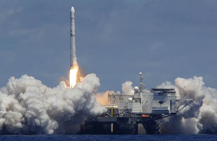 Yuzhmash told whether it is possible to launch reusable rockets from the Black Sea