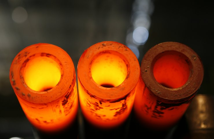 Interpipe has reduced sales and production of pipes by 25% and 32% respectively