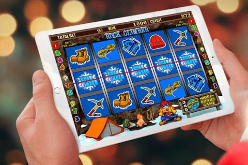 Online slot games with the possibility of real rates