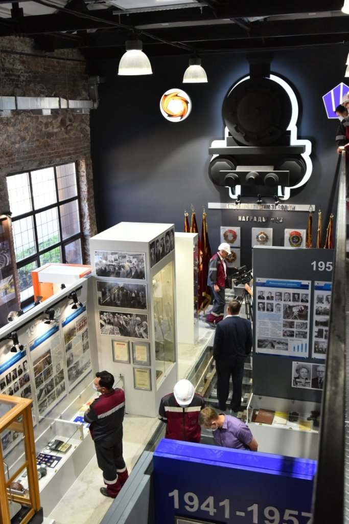 At Chelyabinsk zinc plant was opened the Museum
