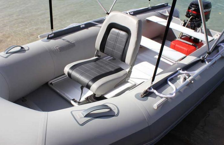 Buying a PVC boat