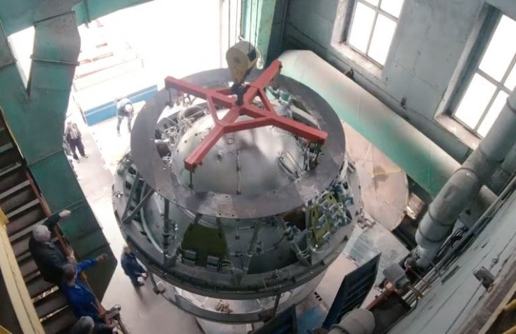 Yuzhmash has successfully tested the upper stage of the Cyclone-4 launch vehicle