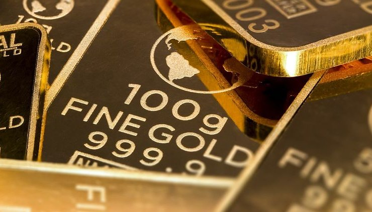 Gold is still perceived as a safe haven amid the pandemic