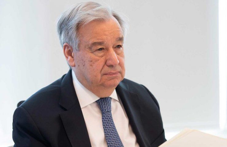 UN Secretary General calls on Armenia and Azerbaijan to immediately stop hostilities