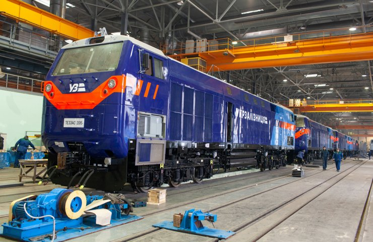 "The head of ""Ukrzaliznytsia "" does not see the need for further purchase of General Electric diesel locomotives"