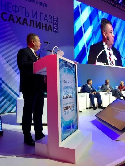 TMK intends to expand its presence in Sakhalin through the provision of comprehensive services