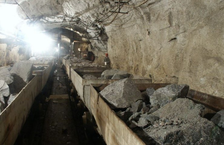 Underground tunnel operator died at VostGOK mine