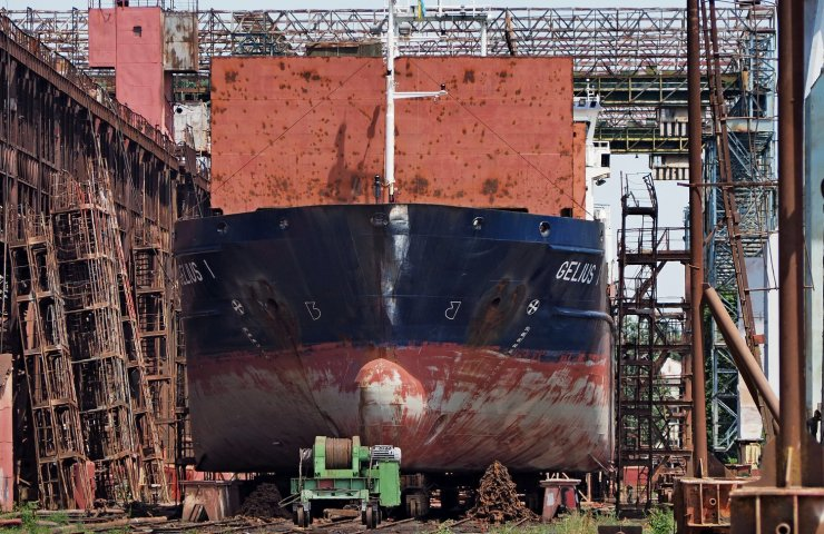Prospects for ship repair in Ukraine