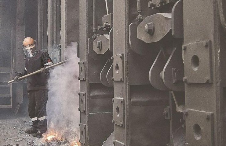 Azovstal is overhauling coke oven battery No. 1 as part of eco-modernization
