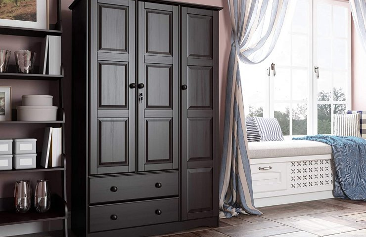 Wardrobes to order in Moscow