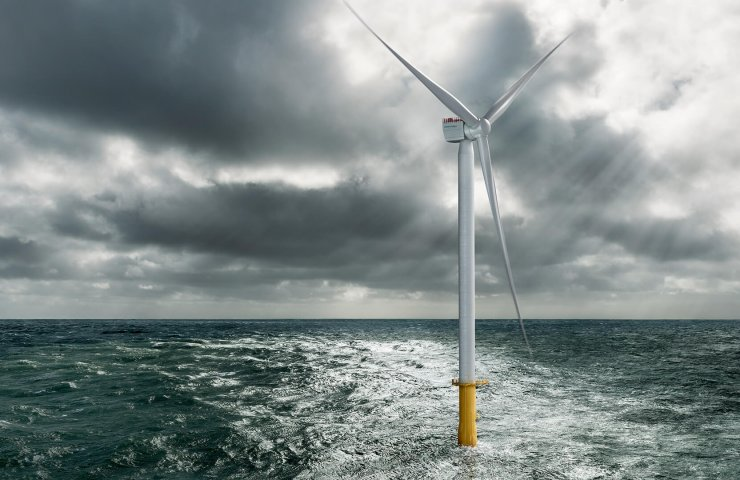 World's largest wind farm to appear in the North Sea
