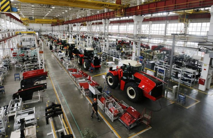 Production of agricultural machinery of high localization in the Russian Federation increased by a quarter
