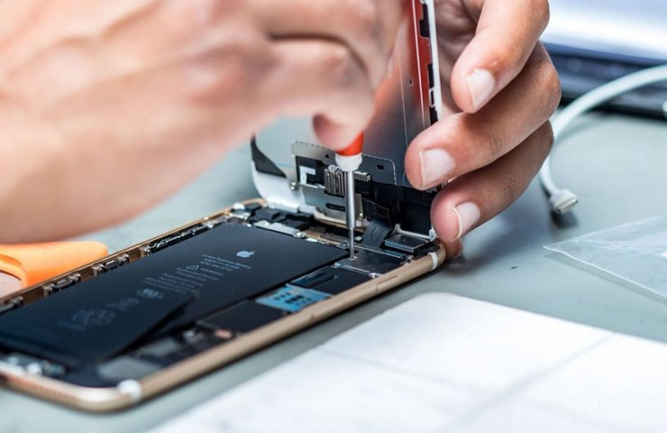 Repair of mobile phones from the Prostor company