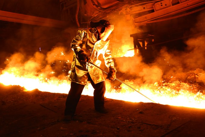 ArcelorMittal Kryvyi Rih will insure its employees against suspected coronavirus