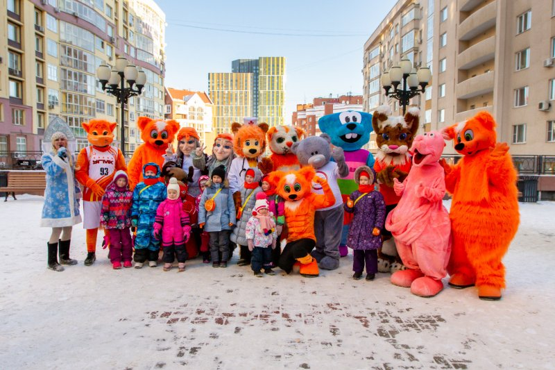 The first private children's polyclinic in Yekaterinburg celebrated its anniversary