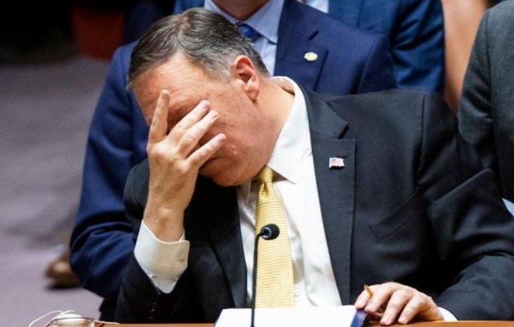 Китай ввел санкции против госсекретаря США Майка Помпео и еще 28 чиновников  Белого дома » Металлургпром