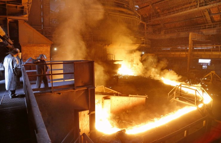 Mariupol metallurgists continue environmental modernization despite the pandemic