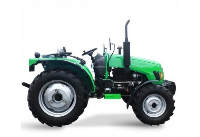 Overview of the features and characteristics of the DW 404 D mini tractors