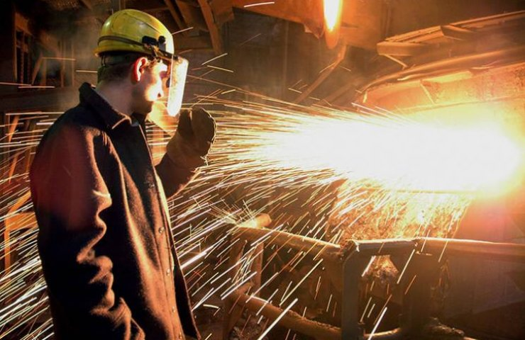 Dnipro Metallurgical Plant exceeded the plan for steel production in January