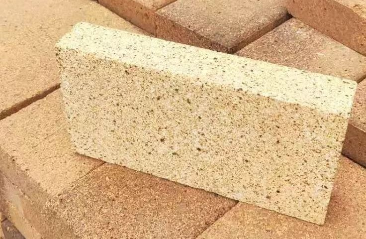 Ordering fireclay refractory bricks