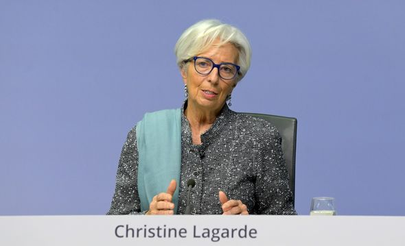 EU economy will not be able to return to pre-pandemic level before mid-2022 - Lagarde