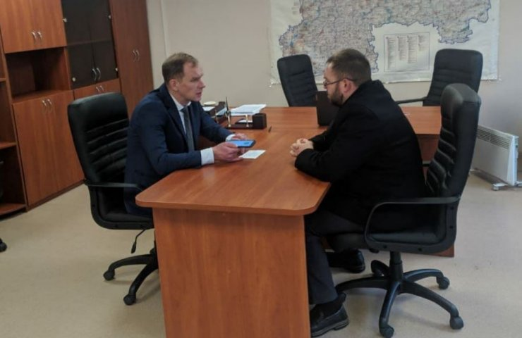 "The State Environmental Inspection will check ""ArcelorMittal Kryvyi Rih"" regarding the construction of a tailing dump"