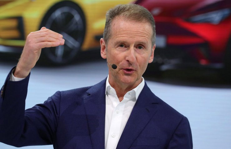 The head of Volkswagen considered hydrogen technologies unpromising for the automotive industry