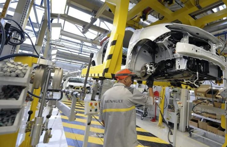 Renault in 2020 has a record loss of 8 billion euros