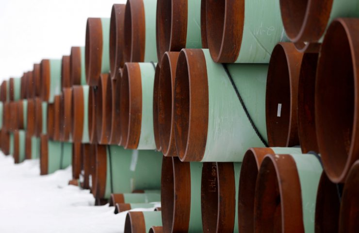 TC Energy may sell all steel and equipment purchased for Keystone XL
