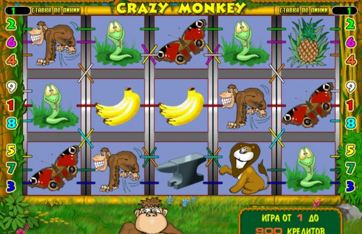 How to play Crazy Monkey