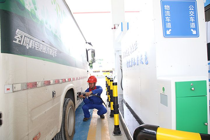 China to build about a thousand new hydrogen filling stations