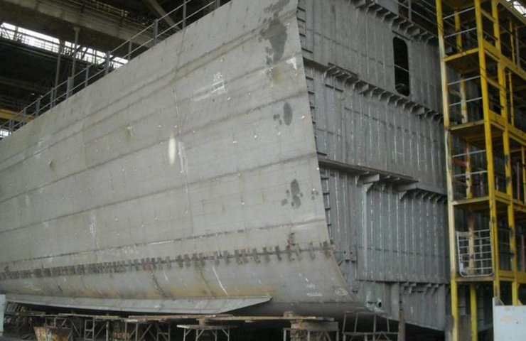 Ukrainian Union of Industrialists and Entrepreneurs demands to adopt a shipbuilding strategy