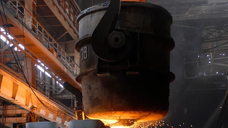 Global steel production up 4.8% in January 2021 - Worldsteel