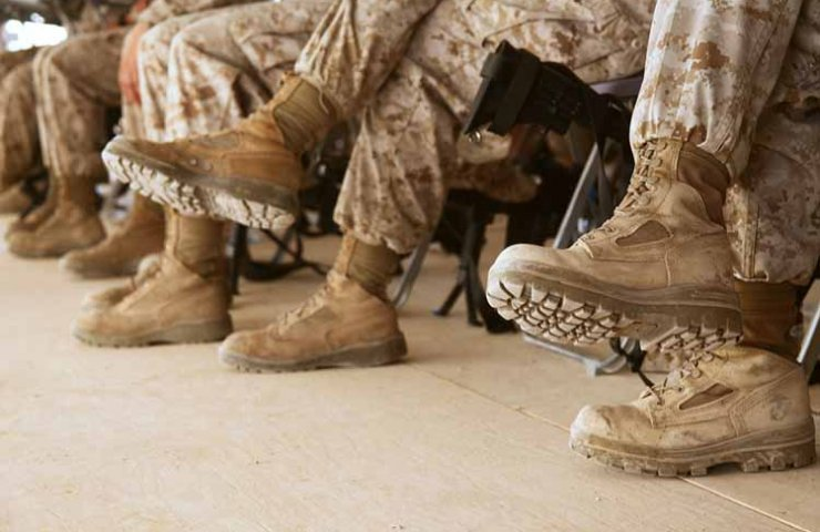 The best lightweight shoe for the military