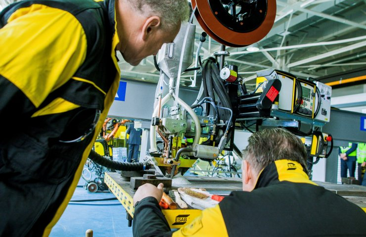 Knowledge – to people: ESAB invites you to a conference on welding innovations