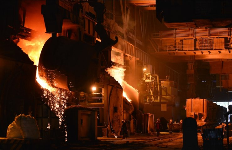 Global steel production up 6.6% in the first two months of 2021