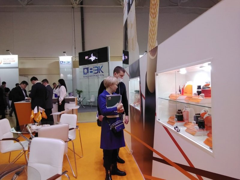 """Holding Cable Alliance"" presented its capabilities at the international exhibition Cabex"